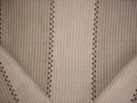 8-5/8Y Ralph Lauren LCF65239F Carleigh Embroidered Ticking Upholstery Fabric