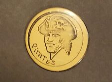 Pittsburgh Pirates Pinback, Button, Vintage 1970s