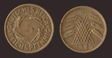 GERMANIA GERMANY 5 REICHSPFENNIG 1925 D
