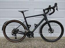 Custom 2018 jamis renegade elite carbon disc gravel bike 56cm