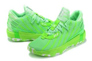 {FY0160} Adidas Dame 7 I Am My Own Fan Solar Green Damian Lillard *NEW*