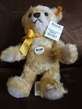Steiff Original Benny Bear NWT Made In Germany 68%Mohair/32%Cotton Since 1880
