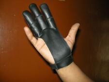 Archery gloves,3 Finger gloves,Shooting gloves,Archery leather gloves, Gloves