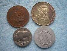 BUFFALO NICKEL 5 Cents USA Coin NEW YORK STATUE LIBERTY JAMES COOK AUSTRALIA
