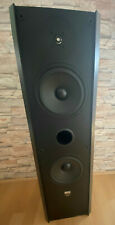 Lautsprecher Boxen Heco Interior Reflex 35H 2 Stück gebraucht schwarz