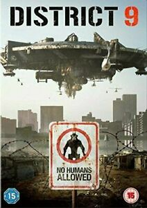 District 9 : NEW DVD Region 2 : * UK Import *
