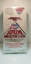 Supreme Comic Images Collector Collectible Trading Card Unopened Pack Box