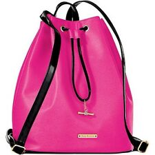 Juicy Couture Backpack Cerise & Black Bag
