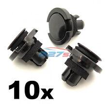 Gonna Laterale 10x/stampaggio Davanzale Copertura/Rocker stampaggio tagliare clip per Subaru