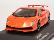 Lamborghini Sesto Elemento 2010 Orange 1:43 WHITEBOX WB054