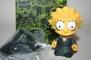 KIDROBOT THE SIMPSONS WITCH LISA TREE HOUSE OF HORRORS 2013 DESIGNER TOY