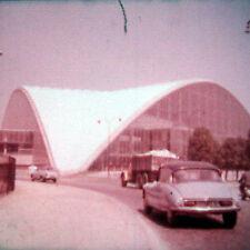 Film 16 mm: Architecture contemporaine