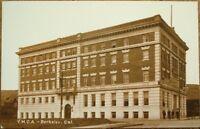 Berkeley, CA 1910 Postcard: YMCA Building - California Cal
