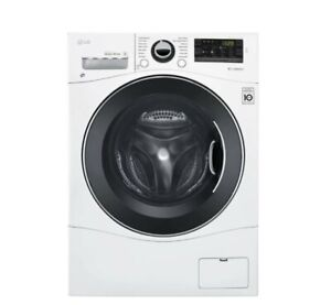 2.3 cu. ft. White Compact Front Load Washer and Electric Ventless Dryer Combo