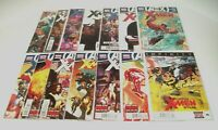 14 Issue Lot Of WOLVERINE AND THE X-MEN 2011 Series Marvel Comics