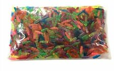 Lite Brite Pegs *1011 Pieces* Various Colors Bright + Long Pegs Variety EEUC
