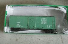 Bowser English's Model Rr Supply Ho Scale Green Mountain Box Car 3-1045 Nib