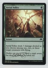 2015 Magic: The Gathering - Origins Booster Pack Base Foil 168 Aerial Volley 2k3