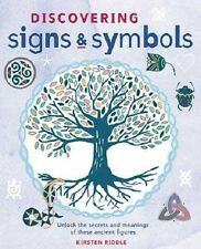 Discovering Signs & Symbols Meanings Book ~ Wiccan Pagan Supply