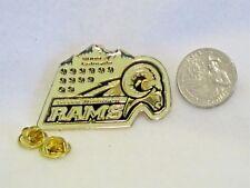 Green Mountain Rams Colorado Cooperstown Baseball 2009 Lapel Pin Pinback Hat