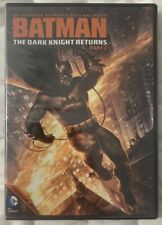 Batman: The Dark Knight Returns, Part 2 (DVD) DC Universe Animated Movie OOP New
