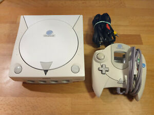 Sega Dreamcast PAL Konsole DC AV