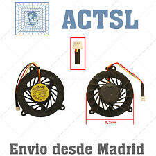 VENTILADOR ASUS A6 A6000 Fan Gc055510vh-A Cpu Fan
