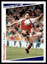 Merlin Shooting Stars 91/92 - Arsenal Limpar Anders No. 20