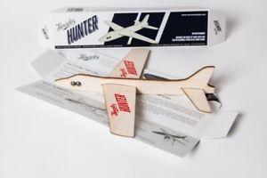 Hercules Hunter Balsa Wood Glider