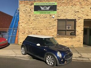 Mini Cooper R53 S 2006 Manual Wrecking