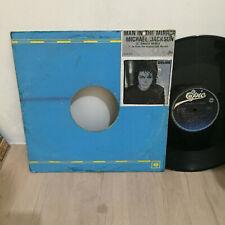"Michael Jackson 33 rpm Philippines 12"" EP LP man in the mirror"