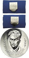 DDR B.2358d Artur-Becker-Medaille Silber