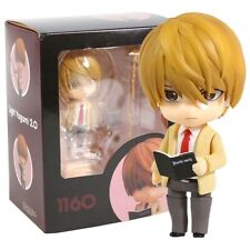 DEATH NOTE Nendoroid 1160 Light Yagami 2.0 PVC Action Figure New In Box