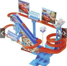 Disney Mcqueen Cars, Racing Car Track Toy