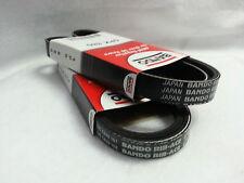 2002-2004 Honda Odyssey BANDO Serpentine Belt (Set of 2)   4PK1115  - 6PK1165