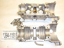 1987 SKI DOO BOMBARDIER FORMULA PLUS 521 SNOWMOBILE ENGINE CASES FOR PARTS