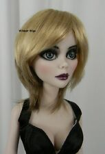 Wig for Evangeline Ghastly .. size 6/7 wig called red . Golden Blonde with Brown
