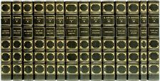 PORTER -  Complete Writings of O. Henry - 14 vols. - IN A FINE LEATHER BINDING