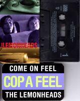 Lemonheads Into Your Arms w/Promo Sticker Cassette Tape Single Pop Dance Rock