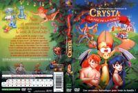 Les Merveilleuses aventures de Crysta / LA FEE DE LA FORET- DVD NEUF