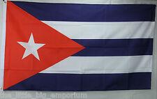 Big 1.5 Metre Republic of Cuba Large New Flag 3x5ft Cuban República de Cuba