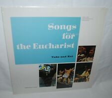 Songs for the Eucharist, Take and Eat, Lou Fortunate, LP record, NRMT