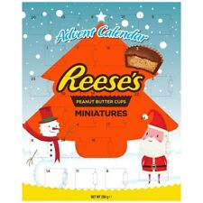 2x Reese's Peanut Butter Advent Calender - American Chocolate - christmas gifts