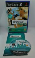 SingStar: Pop Hits Video Game for Sony PlayStation 2 PS2 PAL TESTED