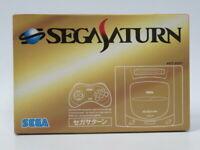 SEGA SATURN HST-0001 Console Body Gray SS system 1994 Vintage Rare Game Japan