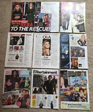 RARE Kelly Clarkson Articles! American Idol Meaning Of Life