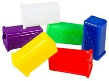 Plak Smacker Rectangle Glittered Toothbrush Covers (6 count)