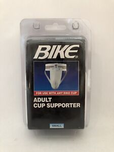 Vintage BIKE Adult Cup Supporter 7186 Jock Strap No Cup Deadstock NIP NOS Small