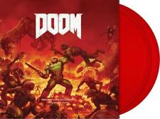 Doom Vinyl Soundtrack 2xLP [Brand New, Red Coloured Vinyl]