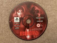 Resident Evil 2 Disk 2 - Sony Playstation PS1 DISK 2 ONLY UK PAL